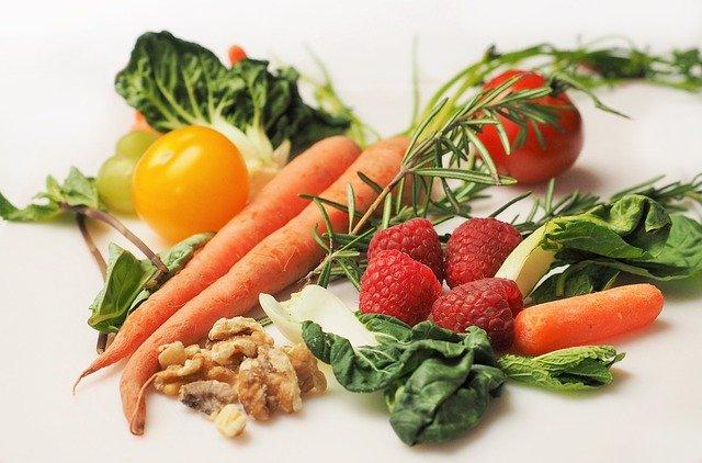 Zdrowe produkty do spożycia